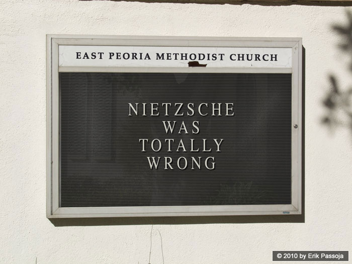 Nietzsche Methodist Church