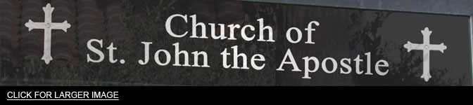 pope nun bible church sign