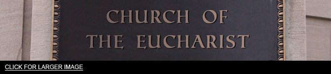 thy rod staff church sign